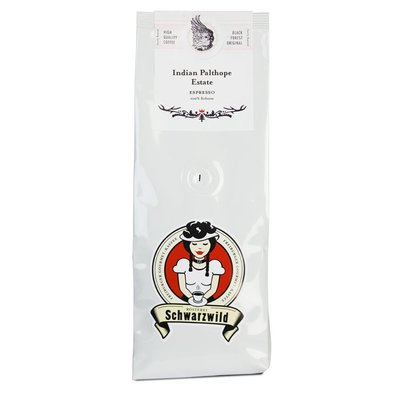 Rösterei Schwarzwild Indian Palthope Estate Espresso...