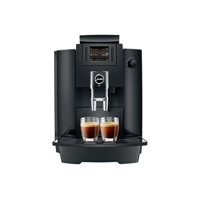 Jura WE6 Piano Black Kaffeevollautomat für Büro